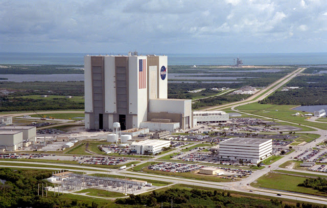 Centro espacial: Parque de la NASA Kennedy Space Center en Orlando