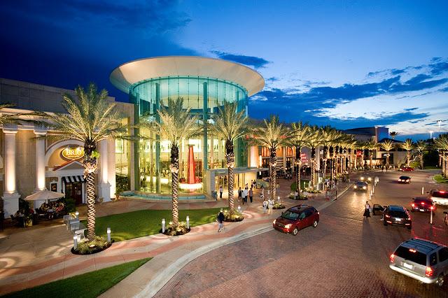 Shopping The Mall At Millenia en Orlando