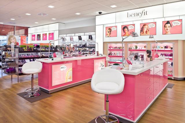 Interior de la tienda Ulta Beauty en Orlando
