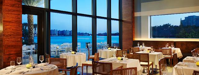 Restaurante en Boca Ratón en Miami