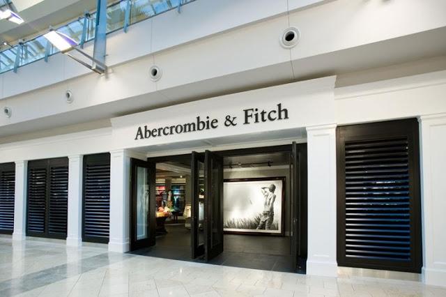 Shopping Florida Mall en Orlando: tienda Abercrombie