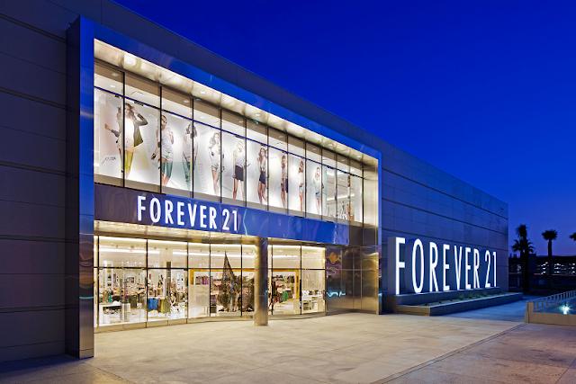 Tienda Forever 21 en Miami