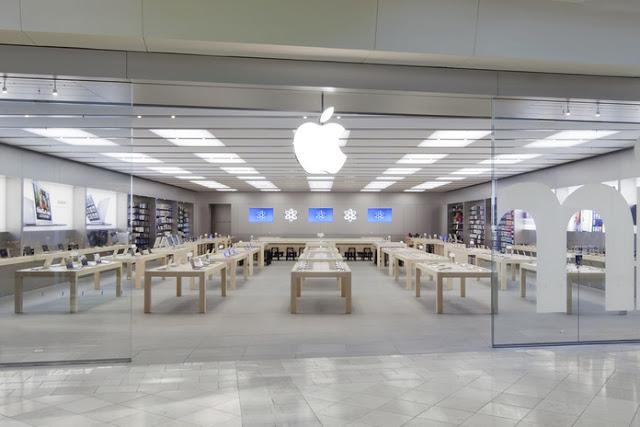 Tienda de electrónica Apple Store