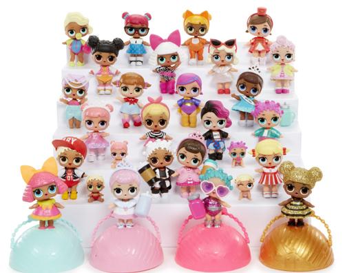 Colección de muñecas LOL Surprise