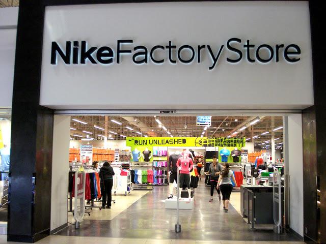 Mejores tiendas de ropa en Miami: Nike