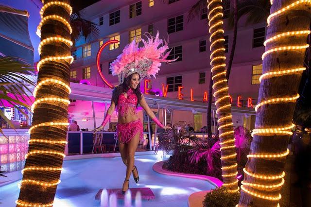 Discoteca Clevelander em Miami
