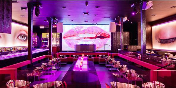 Discoteca Pinkroom en Miami