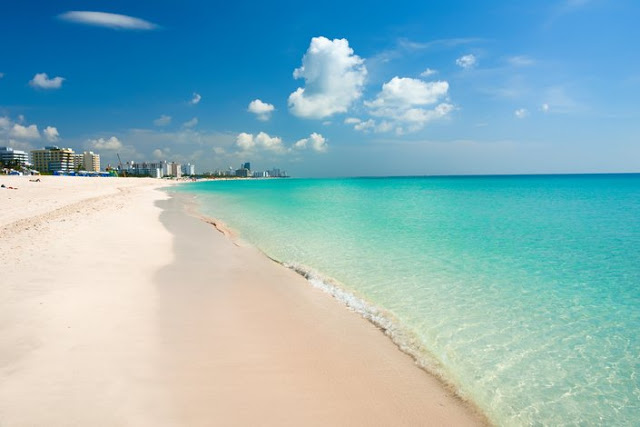 Playa de Haulover Beach en Miami