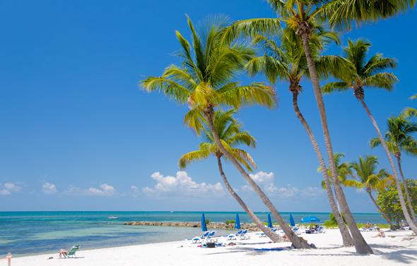 Playa Smathers Beach