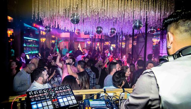 Discoteca Antigua en Orlando