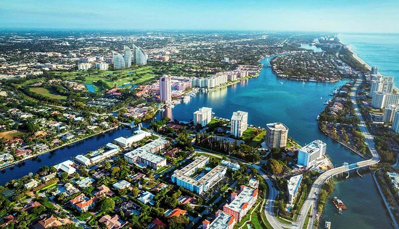 Donde alojarse en Boca Raton