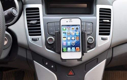 Celular en coche