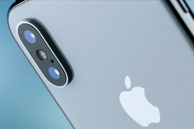 Cámara de iPhone X