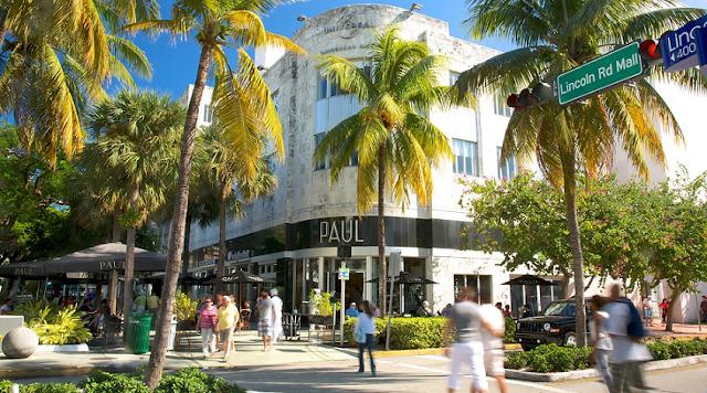 Lincoln Road en Miami
