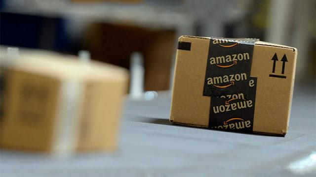 Compras online en Amazon en Miami y Orlando
