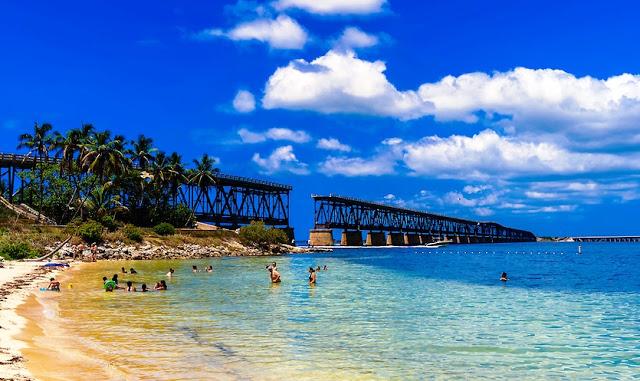 Isla de Big Pine en Miami
