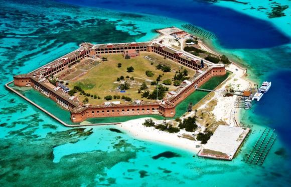 Isla Key West (Cayo Hueso) en Miami