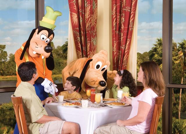 Familia en Walt Disney World