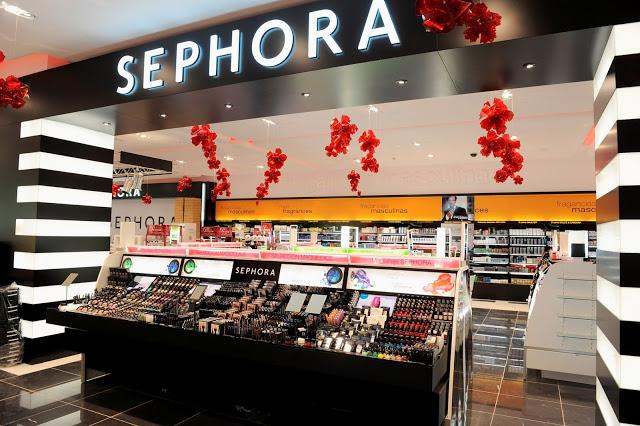 Tienda de maquillaje Sephora en Miami