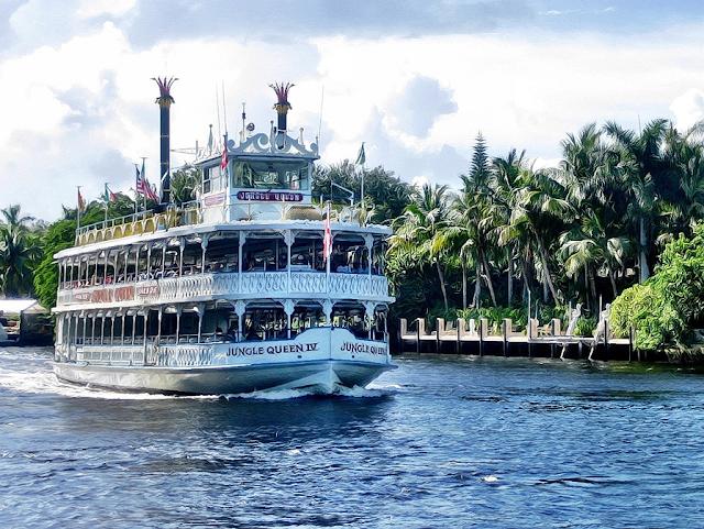 Excursión en barco en Fort Lauderdale