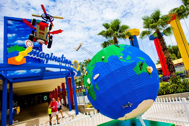 Imagination Zone en Legoland