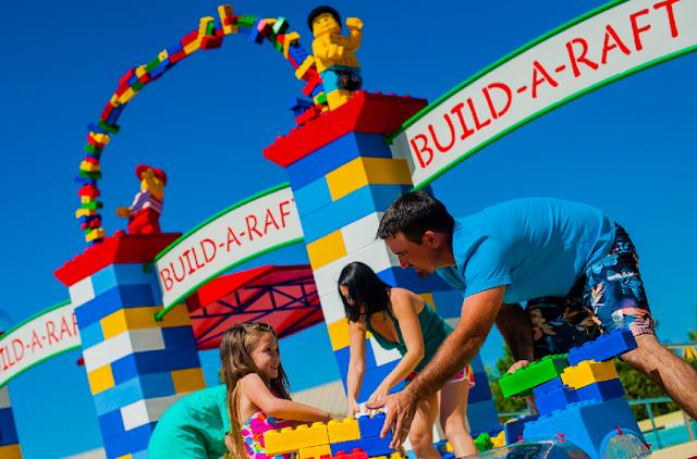 Parque acuático de Lego en Orlando