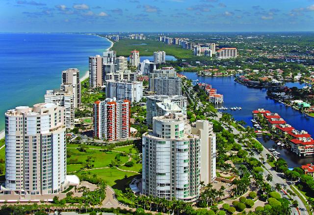 Naples en Florida
