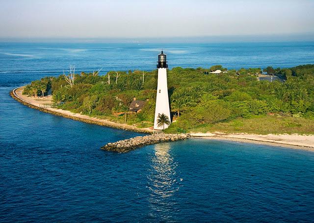Parque natural Bill Baggs en Key Biscayne