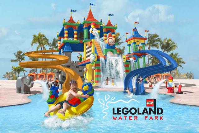 Parque acuático Legoland Water Park