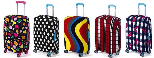 Funda protectora de maleta y equipaje
