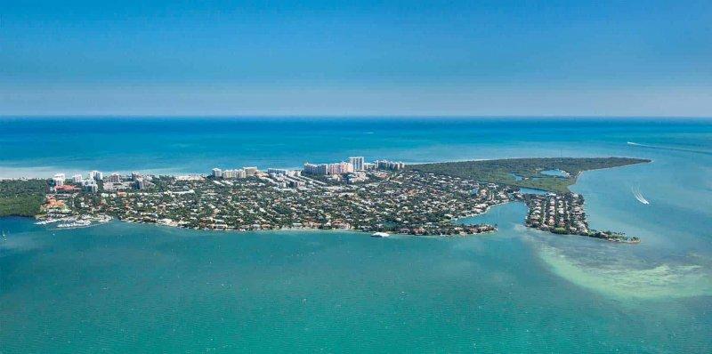 Key Biscayne en Miami