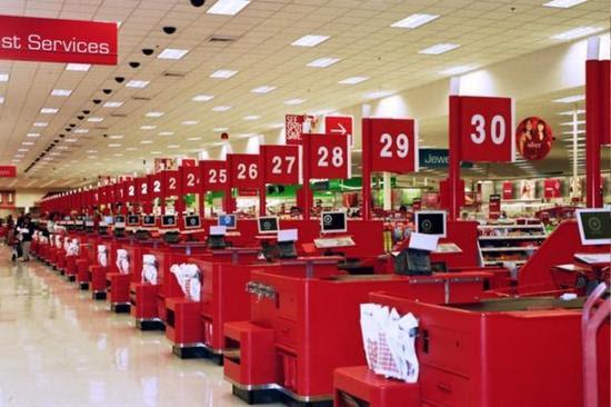 Compras en el Supermercado Target - Miami