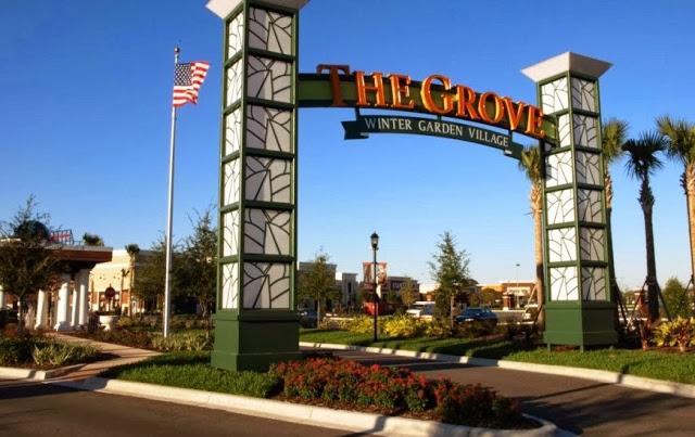 Shopping Winter Garden Village en Orlando