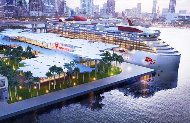 PortMiami: el puerto de Miami