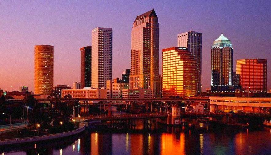 Tampa en Flórida
