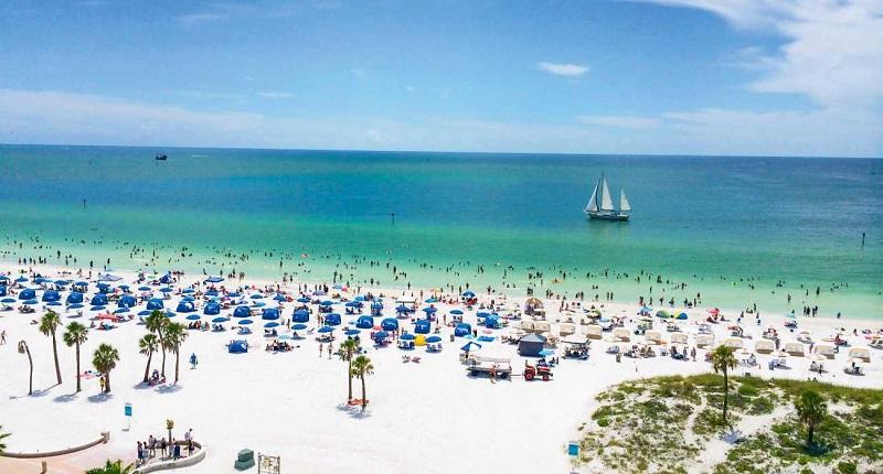 Clearwater en Florida