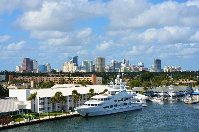 Fort Lauderdale en Miami