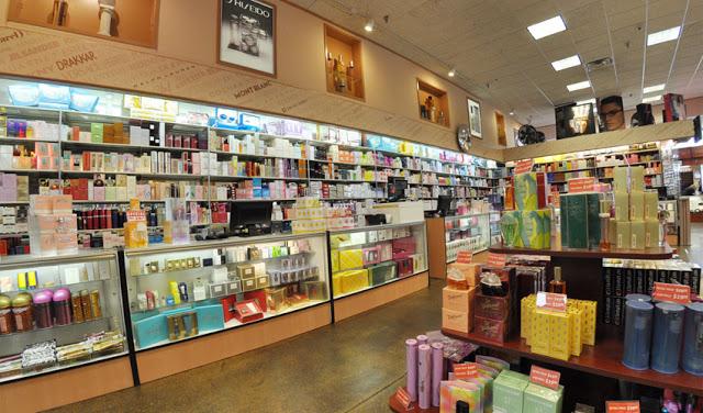 Tienda de cosméticos Perfumeland en Orlando - productos