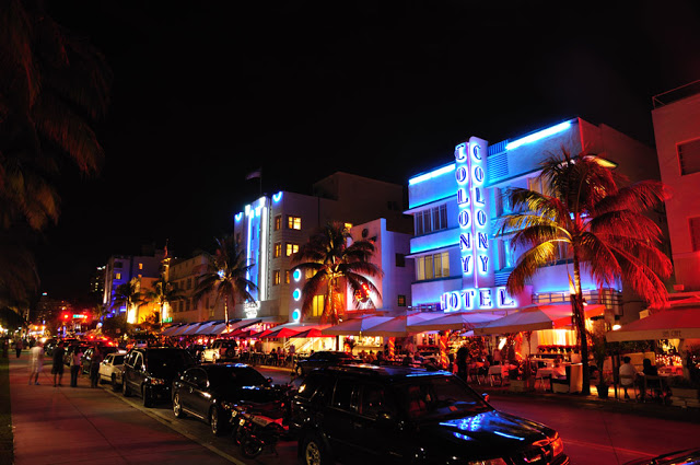 South Beach en Miami