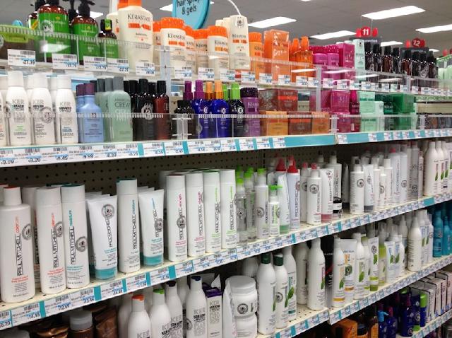 Donde comprar shampoos y acondicionadores en Miami