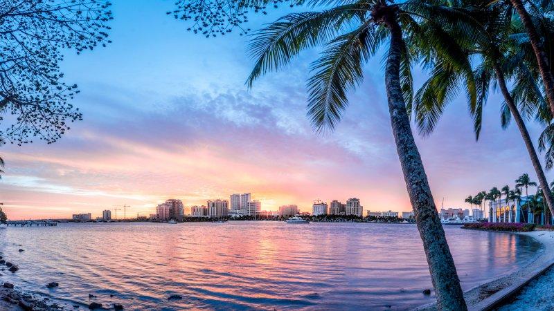 Palm Beach en Miami