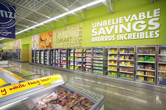 Supermercados en Orlando - congelados