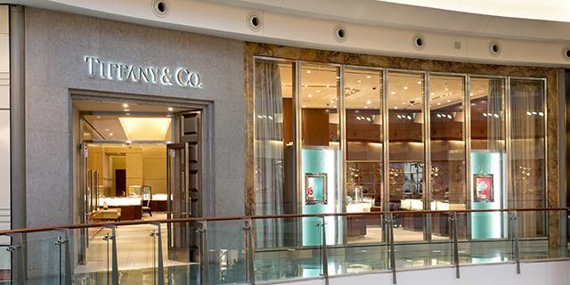 Tienda Tiffany&Co en shopping The Mall at Millenia en Orlando