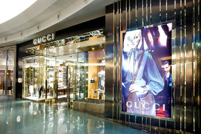 Tienda Gucci en shopping The Mall at Millenia