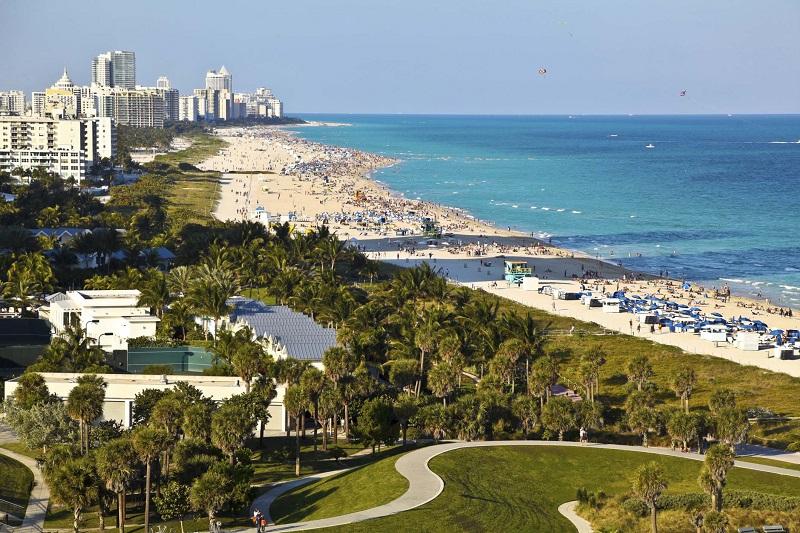Miami en abril