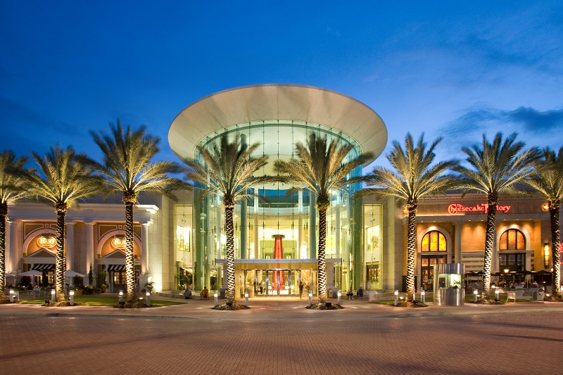Shopping The Mall at Millenia en Orlando