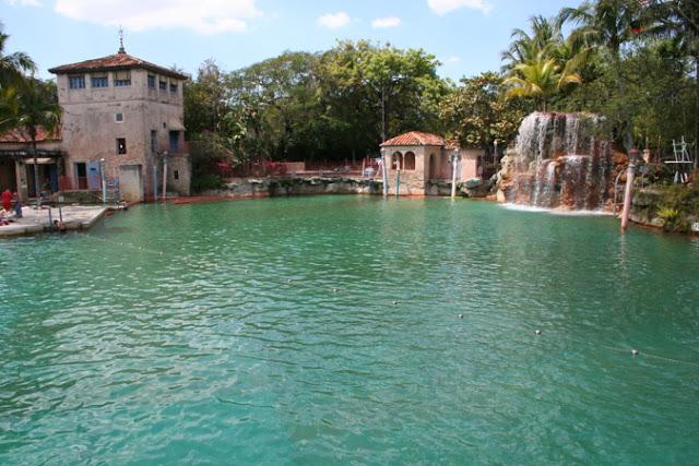 Venetian Pool en Coral Gables