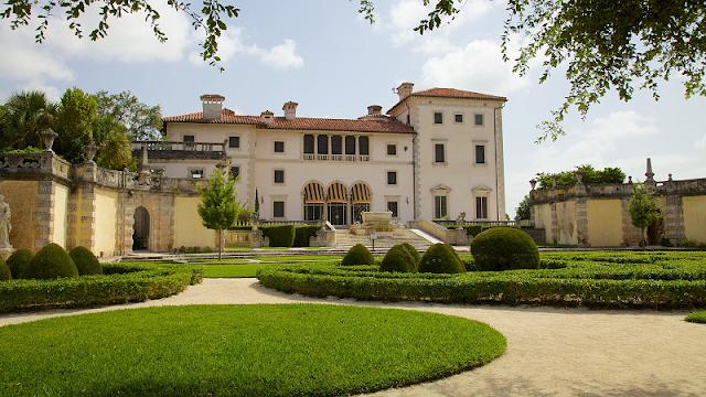 Vizcaya Museum and Gardens en Coral Gables