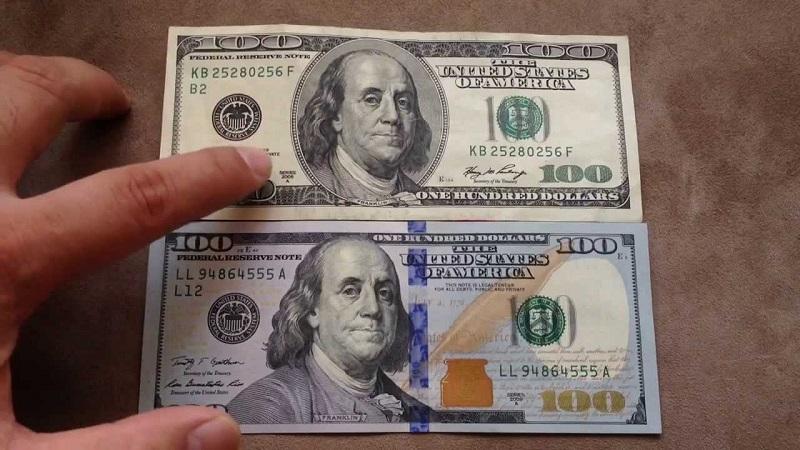 ¿Se aceptan las antiguas notas de 100 dólares en Miami y Orlando?