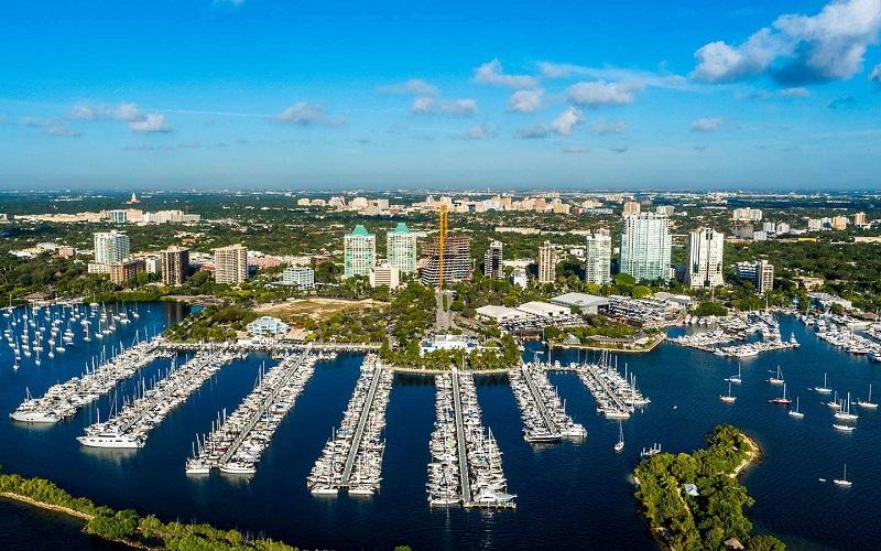 Coconut Grove en Miami